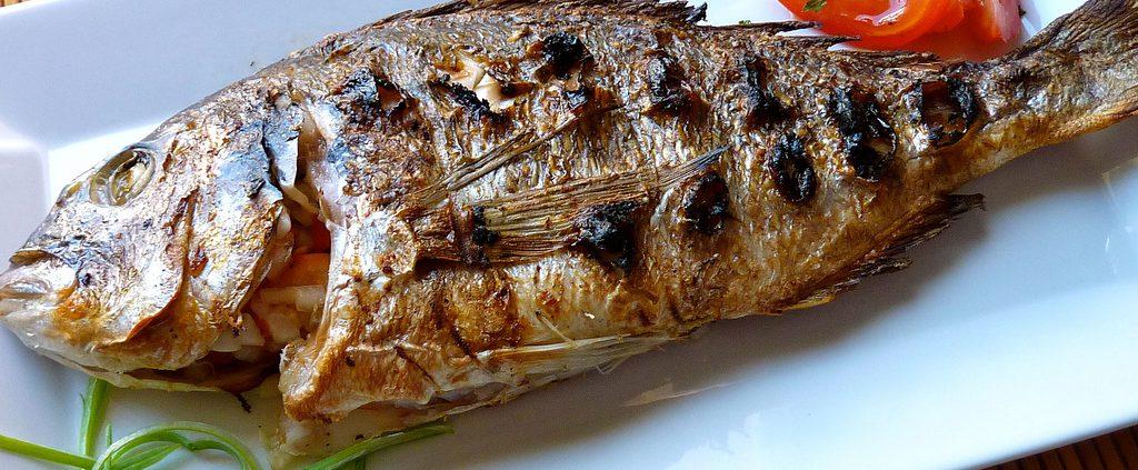 Pesce grigliato - Allan Reyes