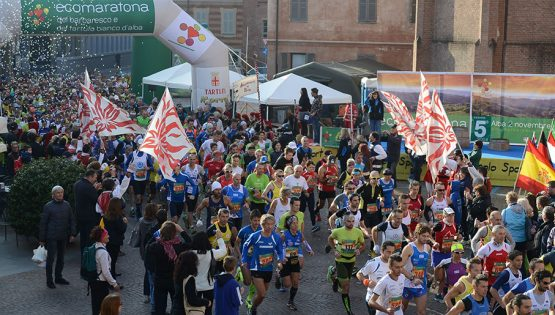 Ecomaratona del Barbaresco e del Tartufo Bianco d'Alba