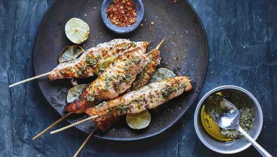 Sagra della lumaca: menu di pesce
