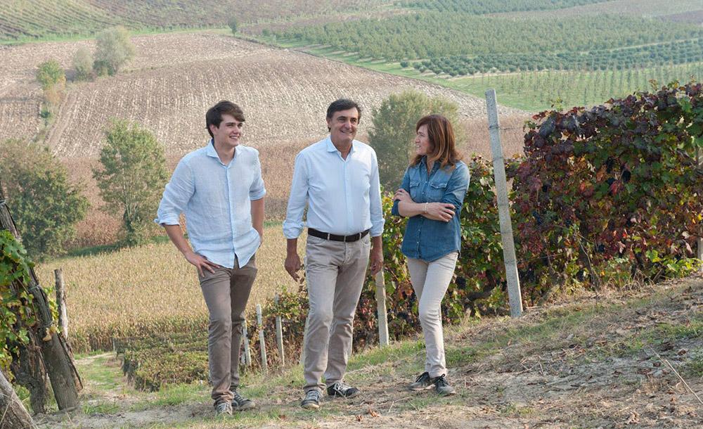 Azienda Agricola Franco Roero - famiglia