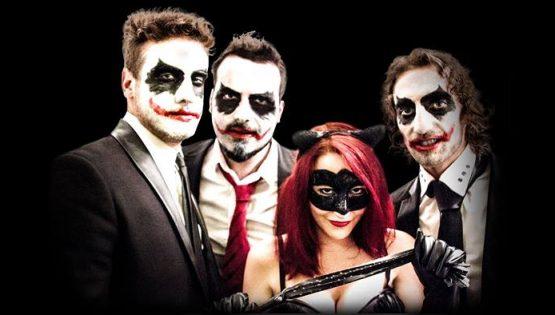 La Banda Del Joker in concerto al The Namm