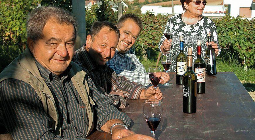 Drocco - Famiglia