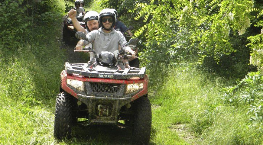 Quad Avventura - Escursioni nelle Langhe e Monferrato
