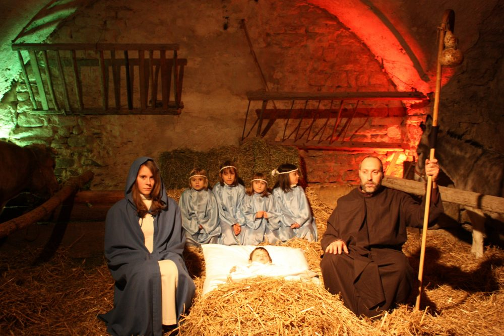 Live manger scenes - events