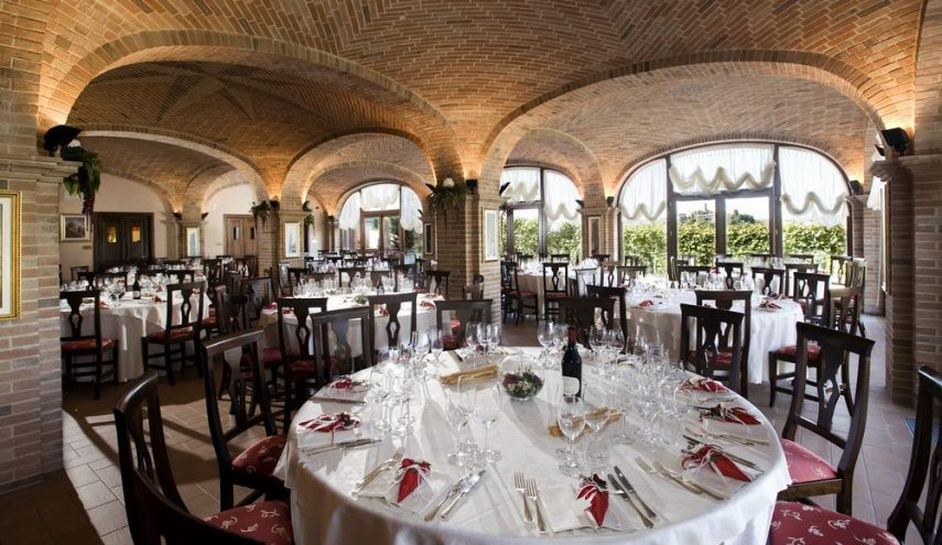 Restaurant - Antico Podere Tota Virginia