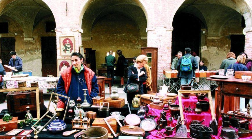 Mercato di Cherasco - Eventi