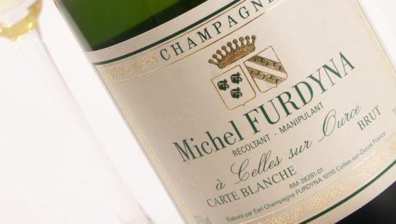 "Lo Champagne ""Michel Furdyna – Brut Carte Blanche"""