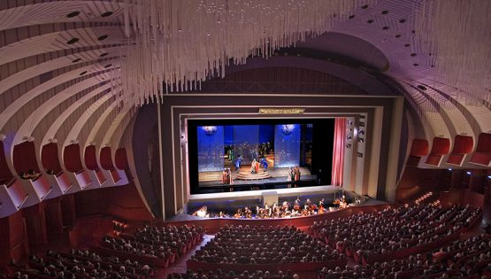 Teatro: L'incoronazione di Dario