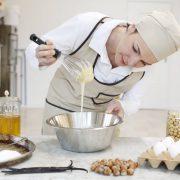 Torrone Basano Coraglia - Mixing and Cooking