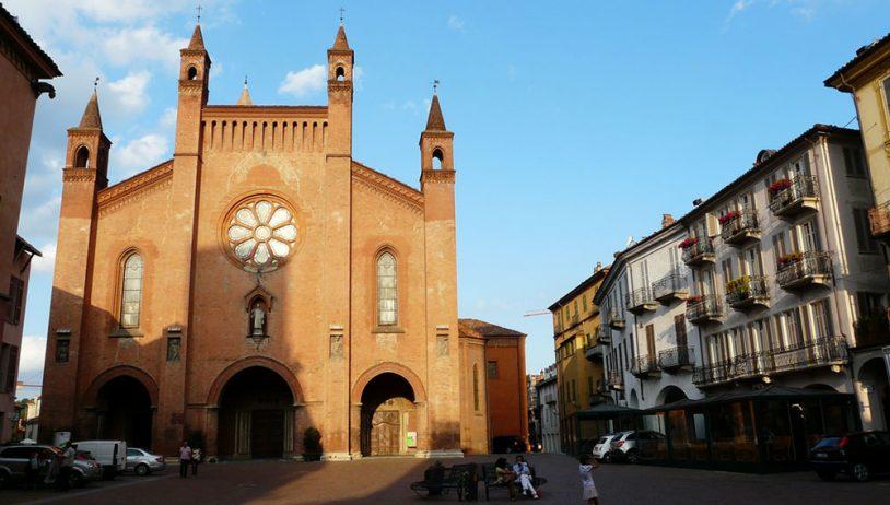 La cattedrale di S. Lorenzo martire