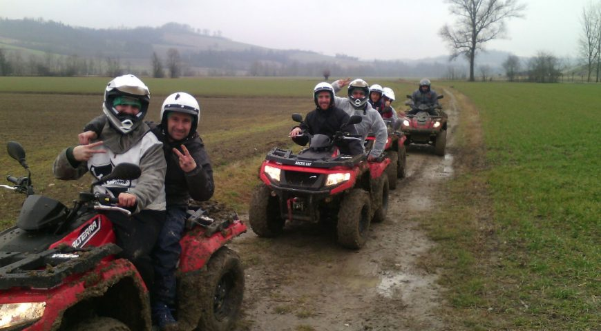 quad avventura - eventi
