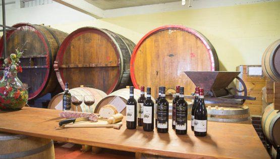 Pranzo e degustazione all'Azienda Agricola Fratelli Pavia
