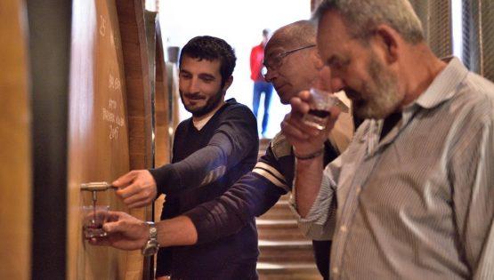 Rabino Luigi: Porte Aperte in Cantina per la Vendemmia