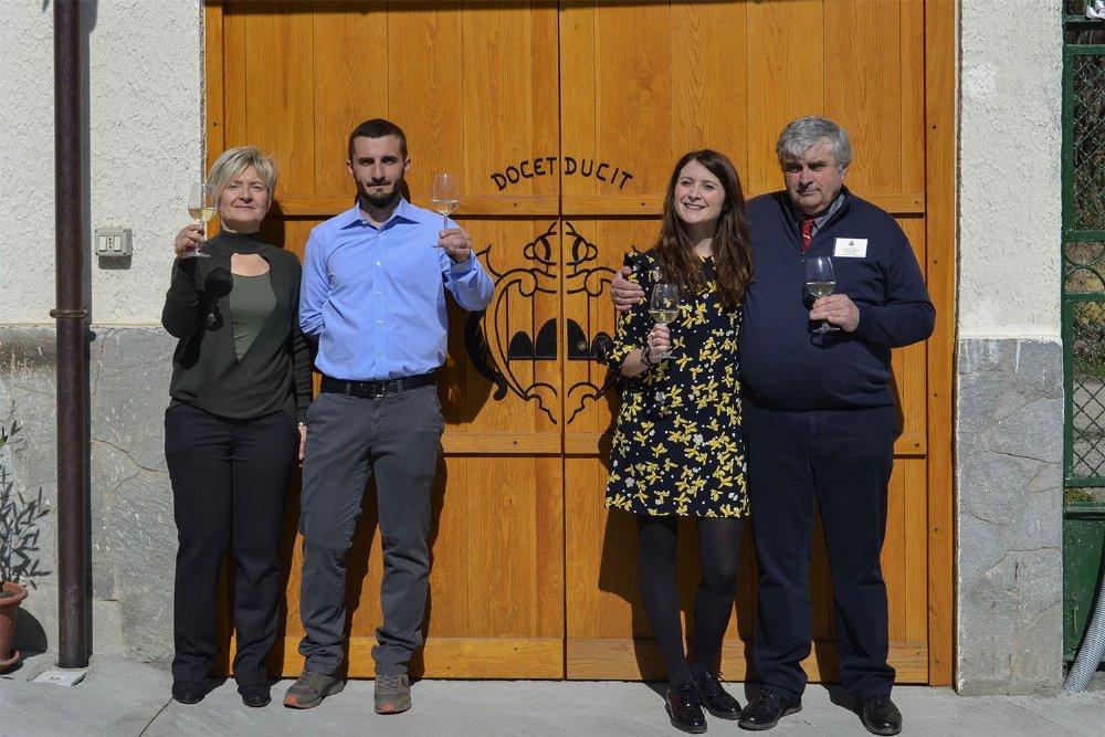 Azienda Agricola Rabino Giuseppe Luigi - La famiglia