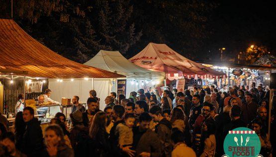 Street Feast: street food