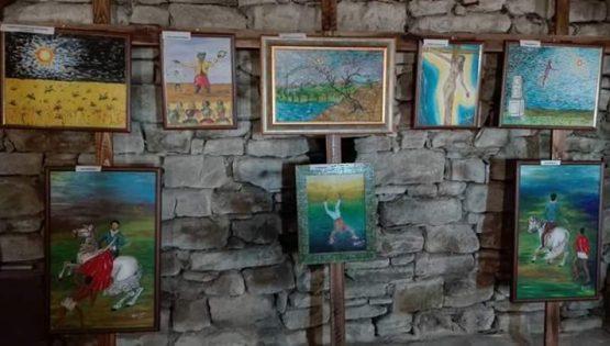 L'arte dell'Alta Langa sotto la torre