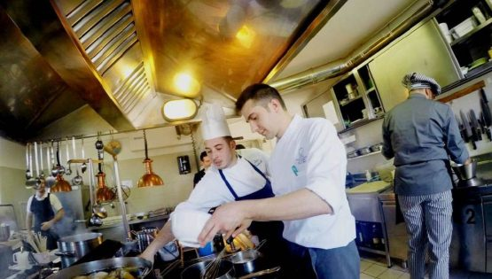 VinumInCantina: Chef Federico Gallo
