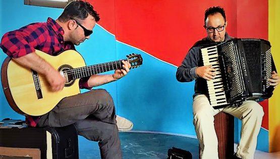 Il Tavoletto Onlus presenta: Parato Chiovarelli Duo