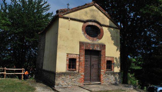 Volontariato e merendina all'antica cappella di Santo Stefano