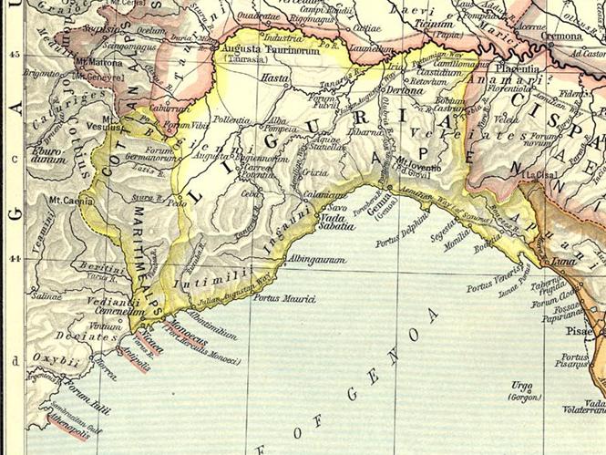 Liguria IX - eventi