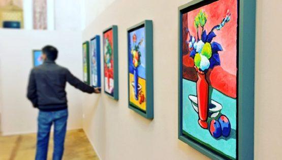 Flowers: Mostra di opere di Bruno Sacchetto
