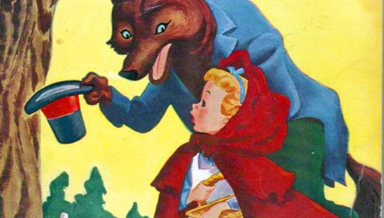 Letture animate: il lupo e la bambina