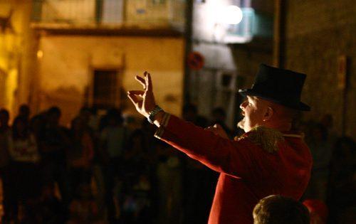 Festival Mirabilia: Otto Panzer Show