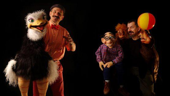 Burattinarte Summertime: Cigarini Puppet Show