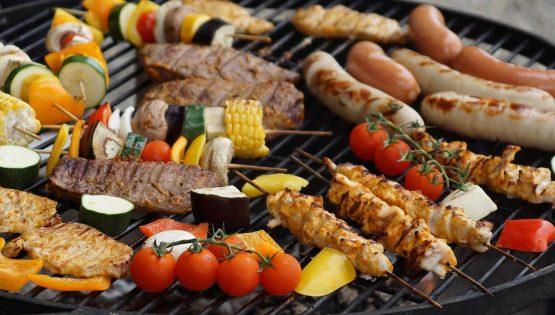 Di pesce, di carne, di verdure: grigliate per tutti i gusti