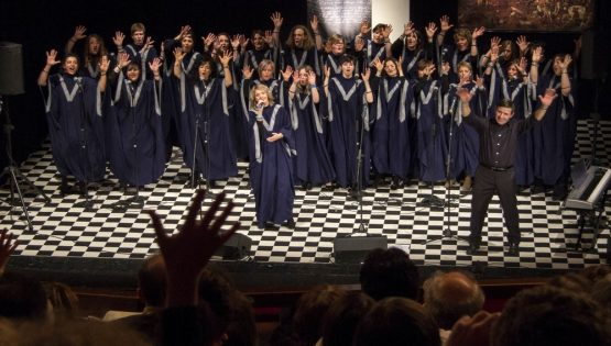 Rejoicing Gospel Choir in concerto
