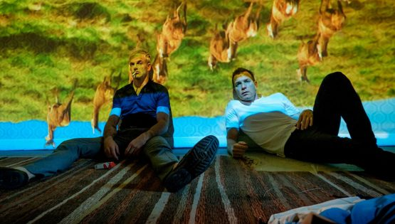 Cinema all'arena: T2 Trainspotting