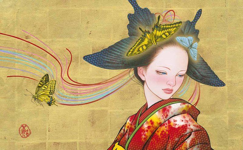 Y kimono now - la mostra del kimono