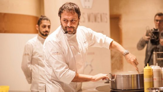 Foodies Moments: Ugo Alciati