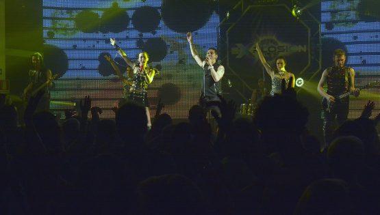 Festival Contro: Explosion Band