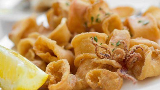 Festa di Sant'Agostino: Gran fritto di pesce
