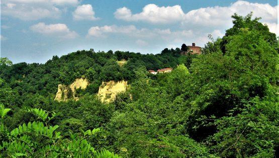 Sul sentiero di Barbarossa e della Castagna Grande
