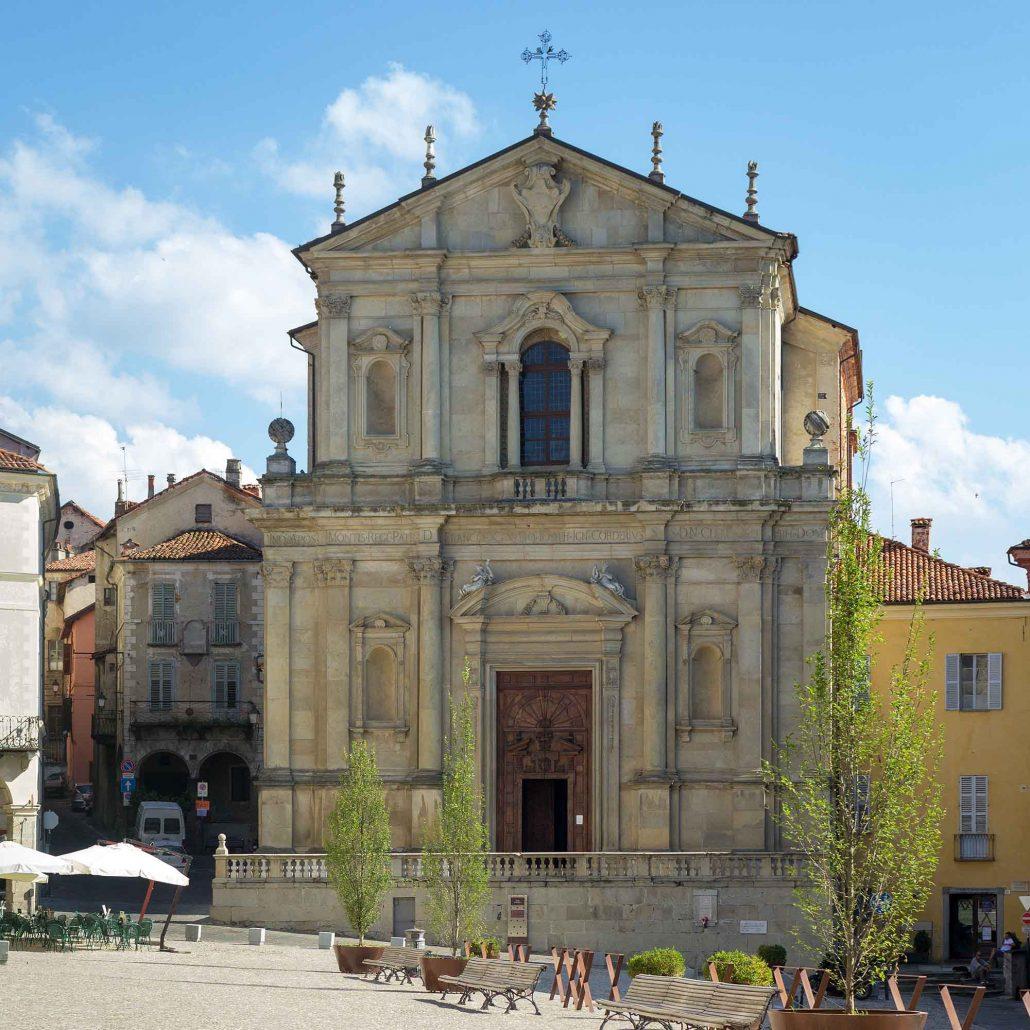 Mondov (Cuneo): Chiesa della Missione