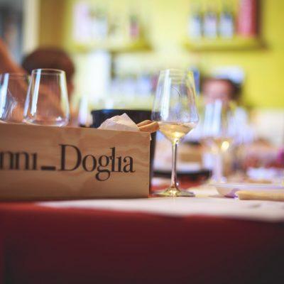 Gianni Doglia - Tasting