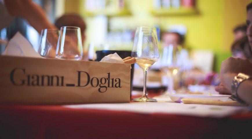 Gianni Doglia - Degustazione in Cantina