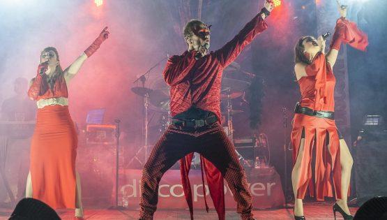 Obelix Fest: Discoinferno live