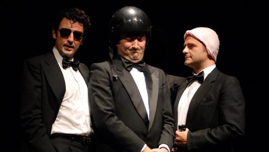 Teatro: New magic people show