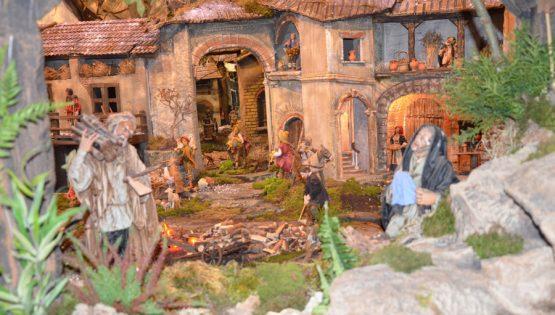Il Villaggio di Babbo Natale: Notti della Natività