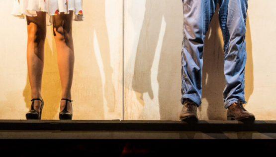 Fuorigioco: spettacolo teatrale