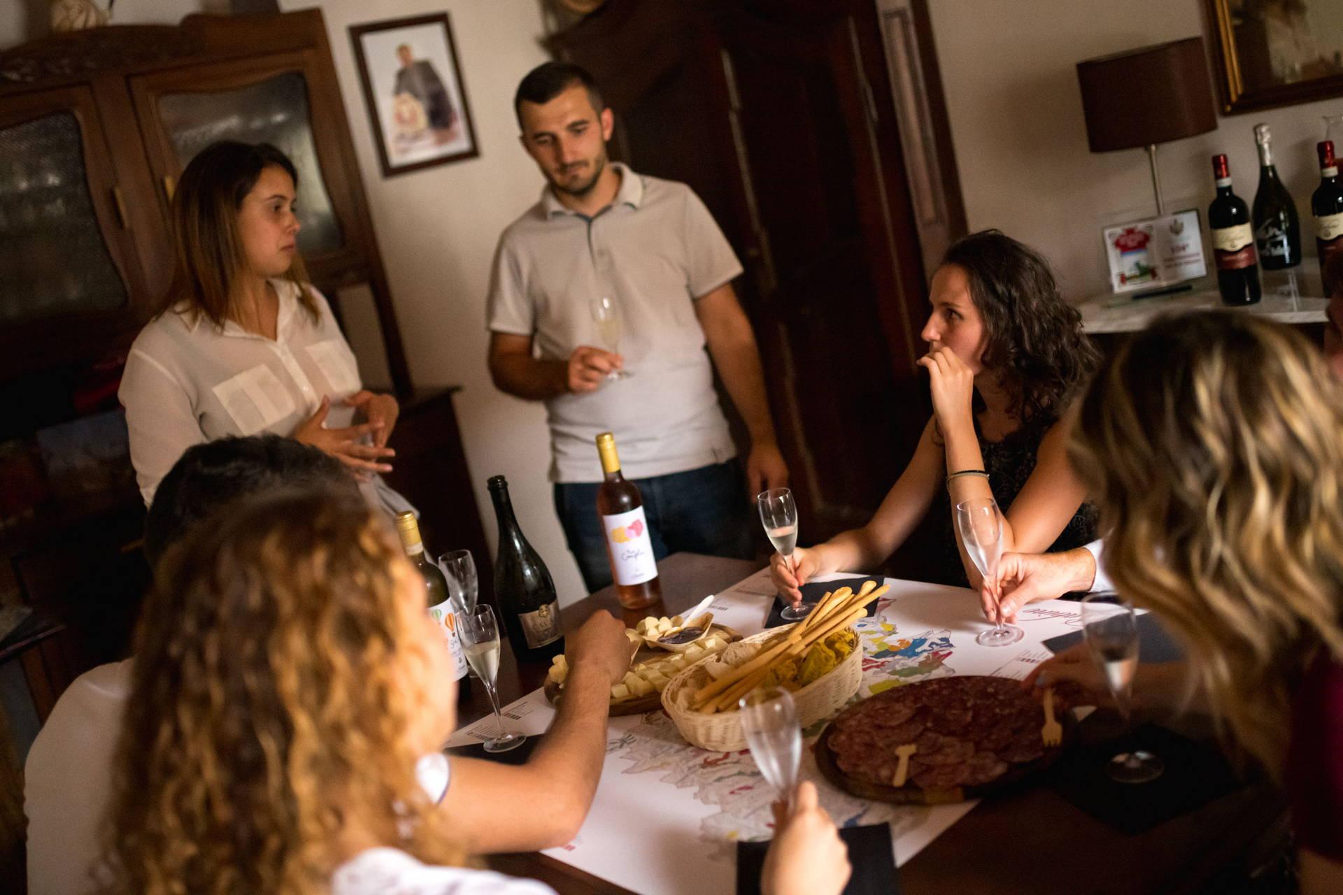 Rabino Luigi - Eventi