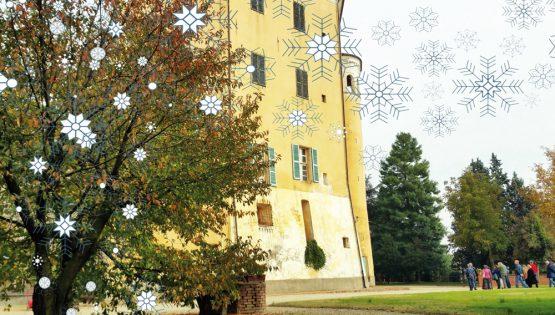 I profumi del Natale al castello