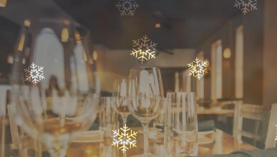 Natale e Capodanno senza stress: le proposte dei ristoranti delle Langhe