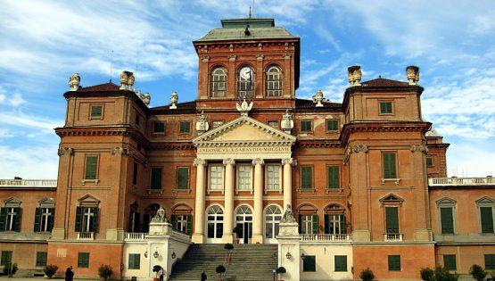 Toccare l'arte al castello di Racconigi