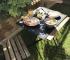 Colazione in giardino - Casa Soave