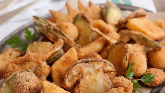 La serata del fritto misto