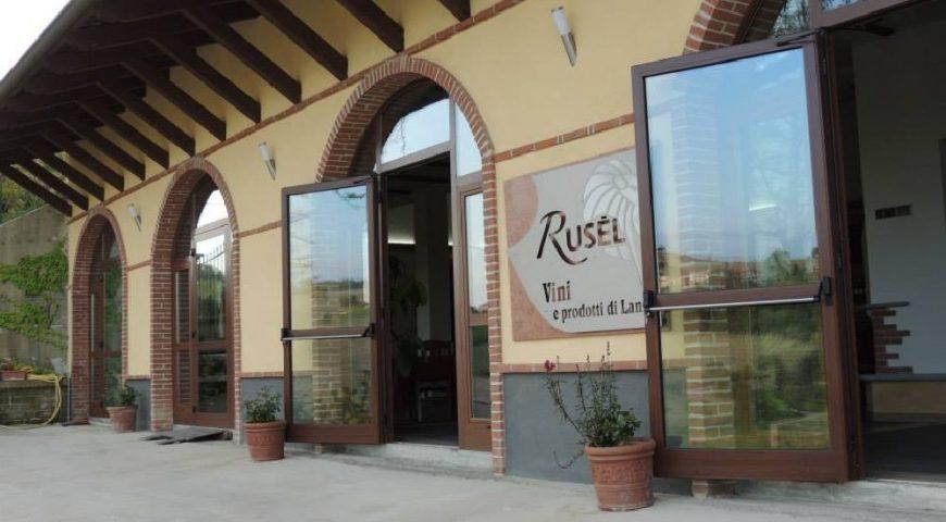 Rusél - Wine Shop e sala degustazione